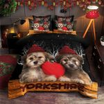 Yorkshire Merry Christmas CG0611144T Bedding Sets