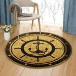 Anchor TL210801TM Round Carpet