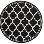 Anthracite CLM1610012TM Round Carpet