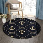 Anchor BL0510001RR Round Carpet #52873