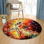 Ballet CG1010004TM Round Carpet
