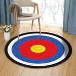 Archery CG280801TM Round Carpet
