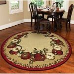 Apple CLM1610013TM Round Carpet