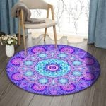 Astral Shield HN0910001RR Round Carpet #99841