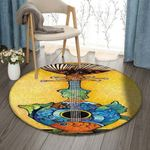 Banjo Fish BL1110002RR Round Carpet