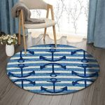 Anchor BL0510002RR Round Carpet #15746