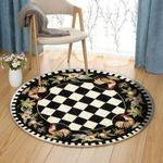 Barn Evergreen CLP041006M Round Carpet