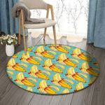 Banana DV0710013RR Round Carpet