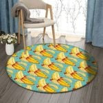 Banana DV0710013RR Round Carpet #52602