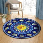 Astrology CG280803TM Round Carpet