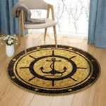 Anchor TL210801TM Round Carpet #34648