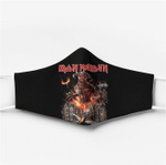 [Limited Edition] Iron Maiden Custom Design HD Facemask 2020 Edition IRM007L