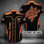 HD CUSTOM NAME BUTTON SHIRT HD336L