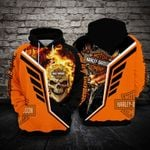 [Limited Edition] HD 3D ALL OVER PRINTED Hoodie Zip Hoodie - H1HDL83