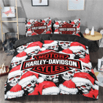 HD SKULL Bedding Set HD314L