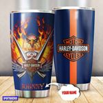 [Limited Edition] HD Personalized Name Stainless Steel Tumbler HD101L