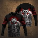 HD Motorbike Skull 3D Tank Top T-shirt Hoodie Zip Hoodie Jacket Long Sleeved HD340L