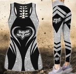 [Limited Edition] FR 3D ALL OVER PRINTED COMBO TANK TOP & LEGGINGS OUTFIT FOR WOMEN - FR1231