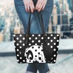 101 Dalmatians Leather Tote Bag