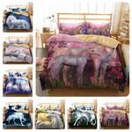 3D Horse Bedding Set