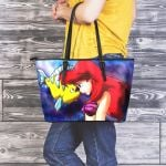 Ariel Beautiful Leather Tote Bag