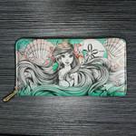 Ariel Beautiful Leather Wallet