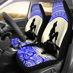 Ariel Car Seat Covers