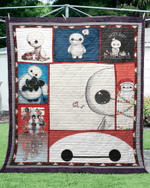 BAYMAX FABRIC QUILT