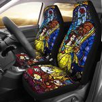 BEAUTY AND THE BEAST CAR SEAT COVERS (Hide)