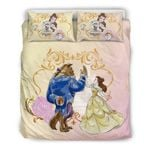 Beauty and the Beast Disney Bedding Set 2