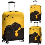 Beauty and The Beast Disney Luggage Cover 8