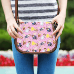 Beauty and the Beast Disney Saddle Bag 2