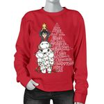 Big Hero 6 Christmas Sweater 1