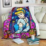 Cinderella Art Blanket