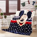 Cute Mickey Blanket
