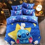 Disney Stitch Bedding Set