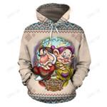 dopey and grumpy hoodie 2