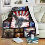 Dumbo 3D Blanket