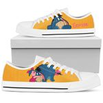 Eeyore - Winnie the Pooh Low Top Shoes