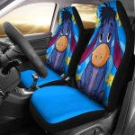 Eeyore Car Seat Covers( Hide)
