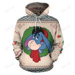 Eeyore Christmas Hoodie 2