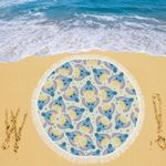 Eeyore Disney Beach Blanket 14