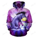 Eeyore Purple Hoodie ( Hide)