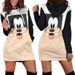 Goofy Disney Hoodie Dress 1