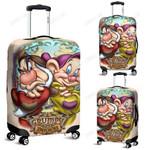 Grumpy & Dopey Disney Luggage Cover 3