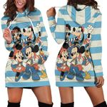 House of Mouse Disney Hoodie Dress 14