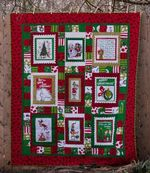 HOW THE GRINCH STOLE CHRISTMAS FABRIC QUILT