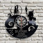 Jack and Sally Classic Wall Clock