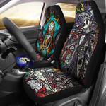 Jack Skellington & Sally Car Seat Covers