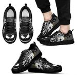 Jack Skellington Black Sneakers